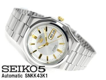 Seiko 5 Automatic SNKK43
