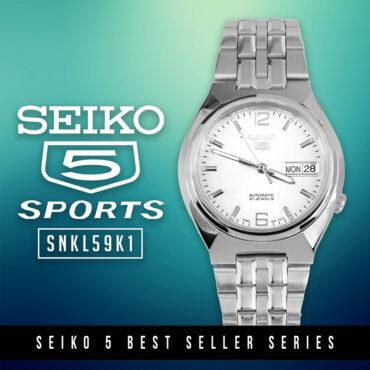 Seiko 5 Automatic SNKL59