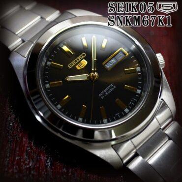 Seiko 5 Automatic SNKM67K1