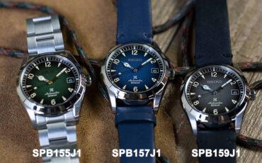 Seiko Prospex SPB155J1 SPB157J1 SPB159J1