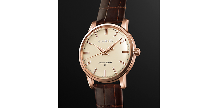Grand Seiko Recreation of First