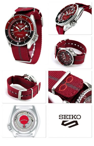 Seiko 5 Sports SRPF67K1