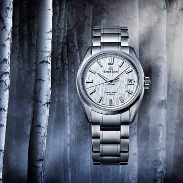 Grand Seiko binds time, beauty and nature together in a special creation