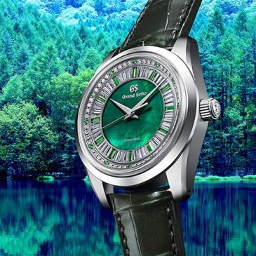 A Grand Seiko masterpiece, Spring Drive and the serene beauty of Shinshu