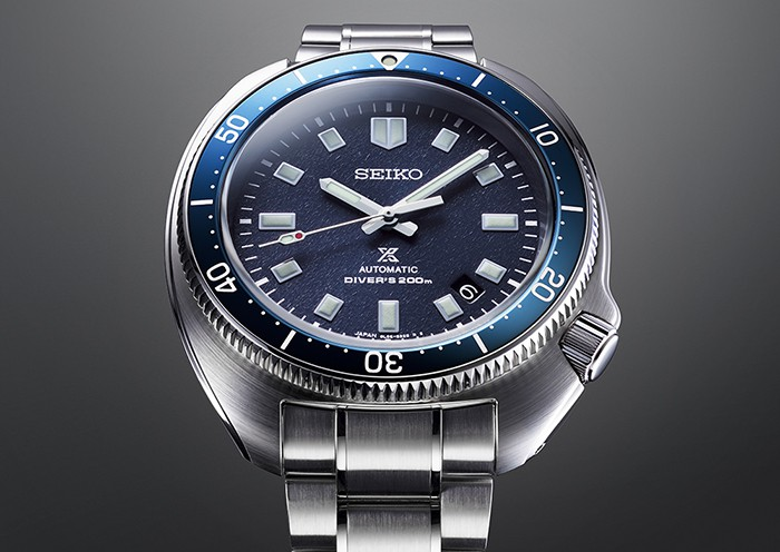 Seiko Prospex SLA049 Case Crown