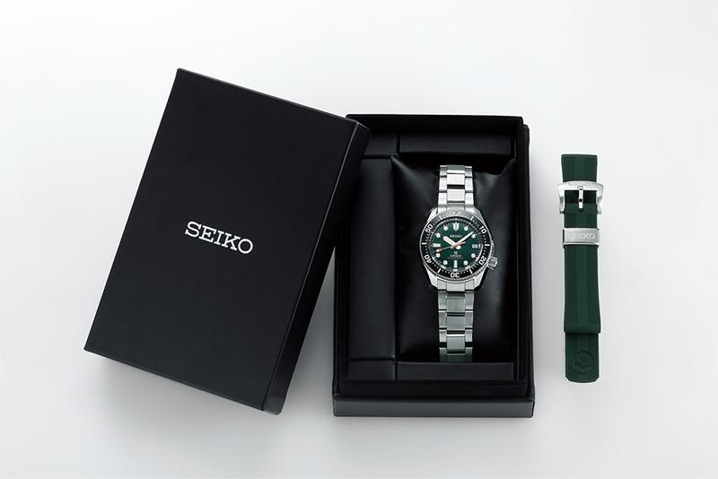 Seiko Prospex SPB207J1 Box