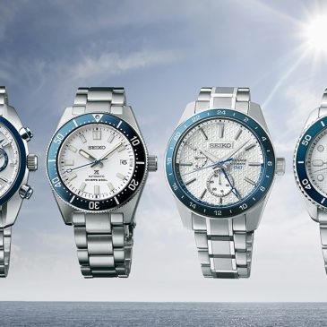 Prospex, Astron, Presage and 5 Sports come together in celebration of Seiko's 140th anniversary