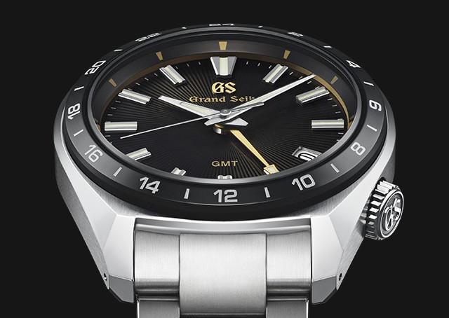Grand Seiko Quartz GMT Coating