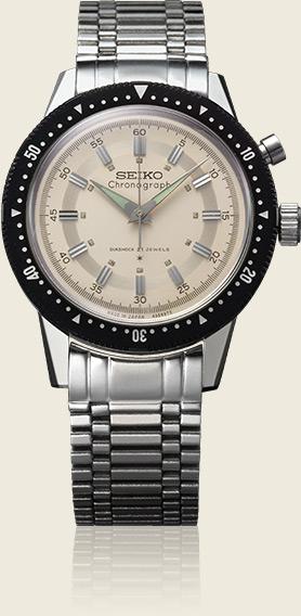 Seiko 1964 Crown Chronograph