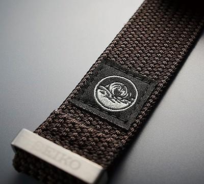 Seiko Prospex Fabric Straps Symbol
