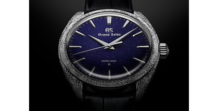 Grand Seiko SBGZ007 Dial