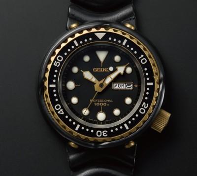 Seiko Prospex 1986 Quartz Diver Original