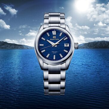 Time and Nature in perfect harmony. A Grand Seiko creation powered by a new Spring Drive movement celebrates the company's 140th anniversary