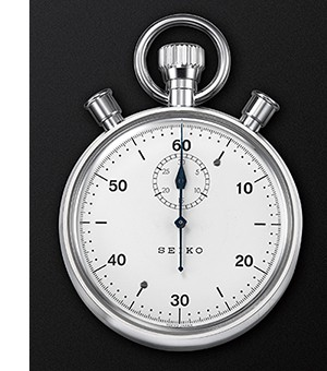 Seiko Second Stopwatch 1964