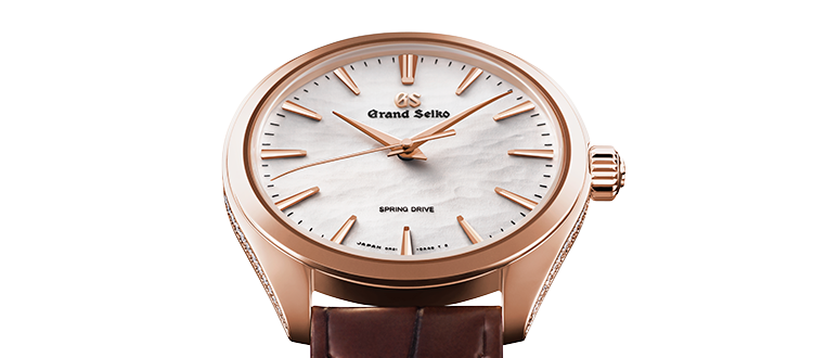 Grand Seiko SBGY008 Dial